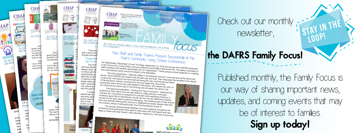 DAFRS Newsletters