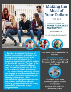 Making the Most of Funding - Fall 2018 @ The Gathering Place   Oshawa   Ontario   Canada