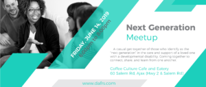 Next Generation Meetup @ Coffee Culture Cafe and Eatery | Ajax | Ontario | Canada
