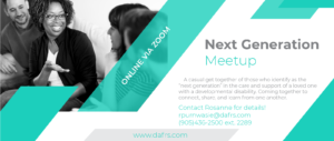 Next Generation Meetup @ Online via Zoom | Whitby | Ontario | Canada