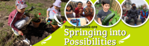 Springing into Possibilities - a mini-series for families of children and youth @ Online via Zoom