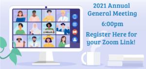 Annual General Meeting @ Online via Zoom